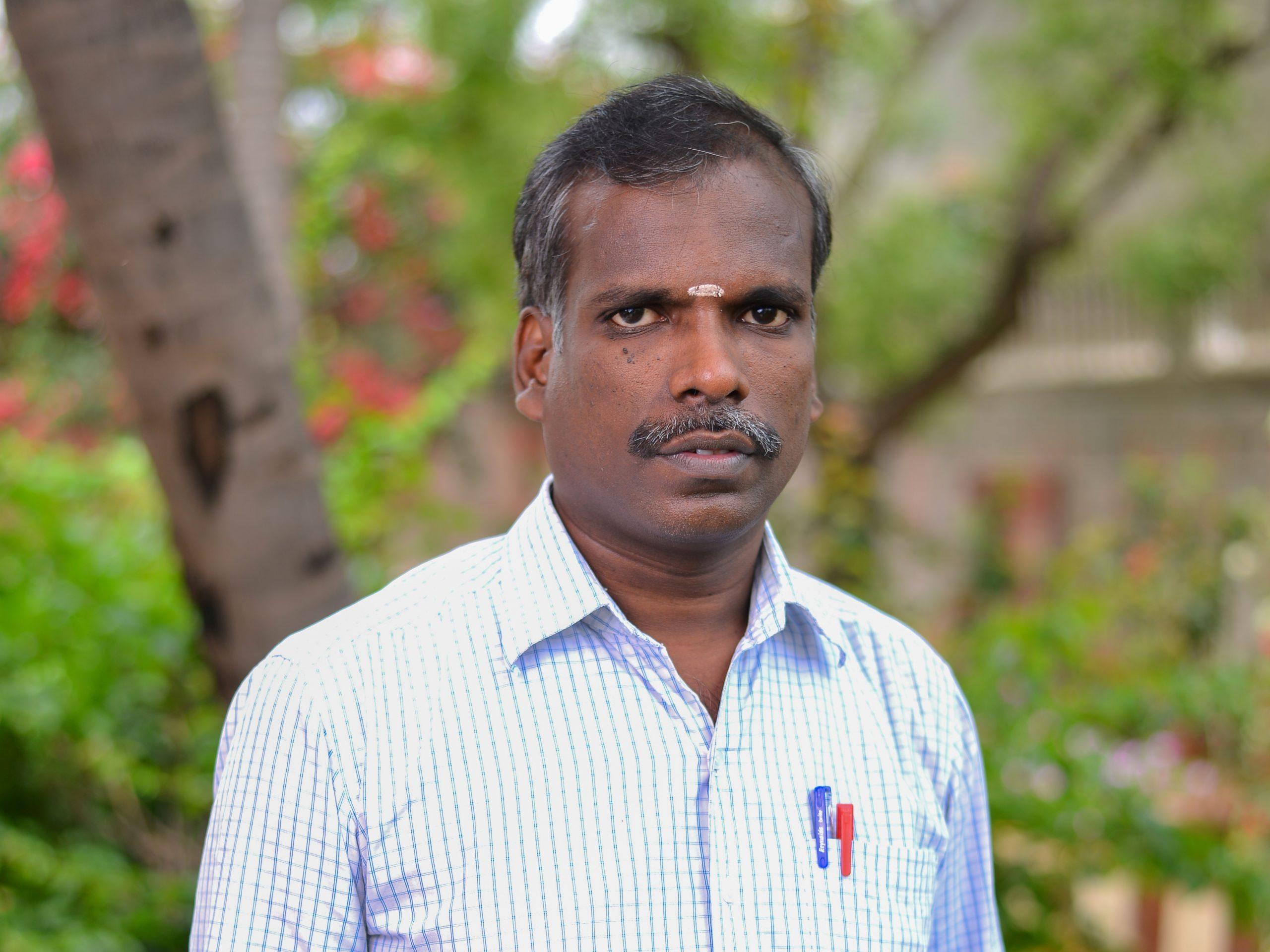 Mr. C. Kandasamy