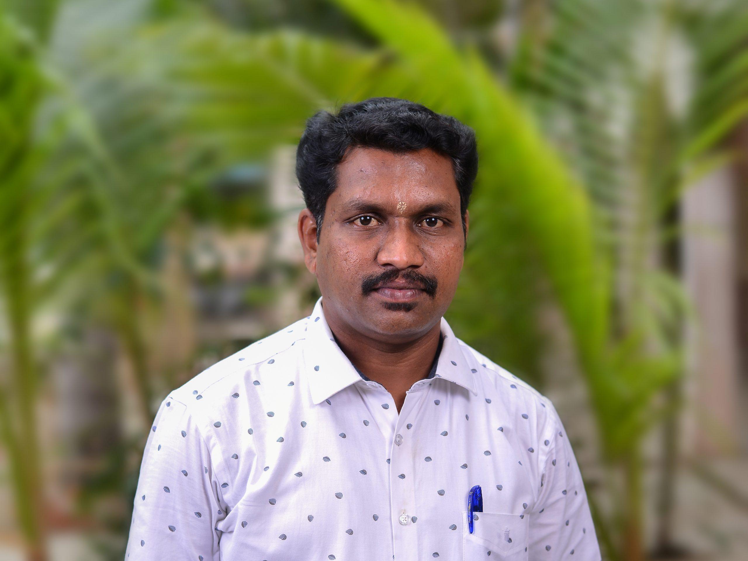 Mr.B.Jagadeeswaran
