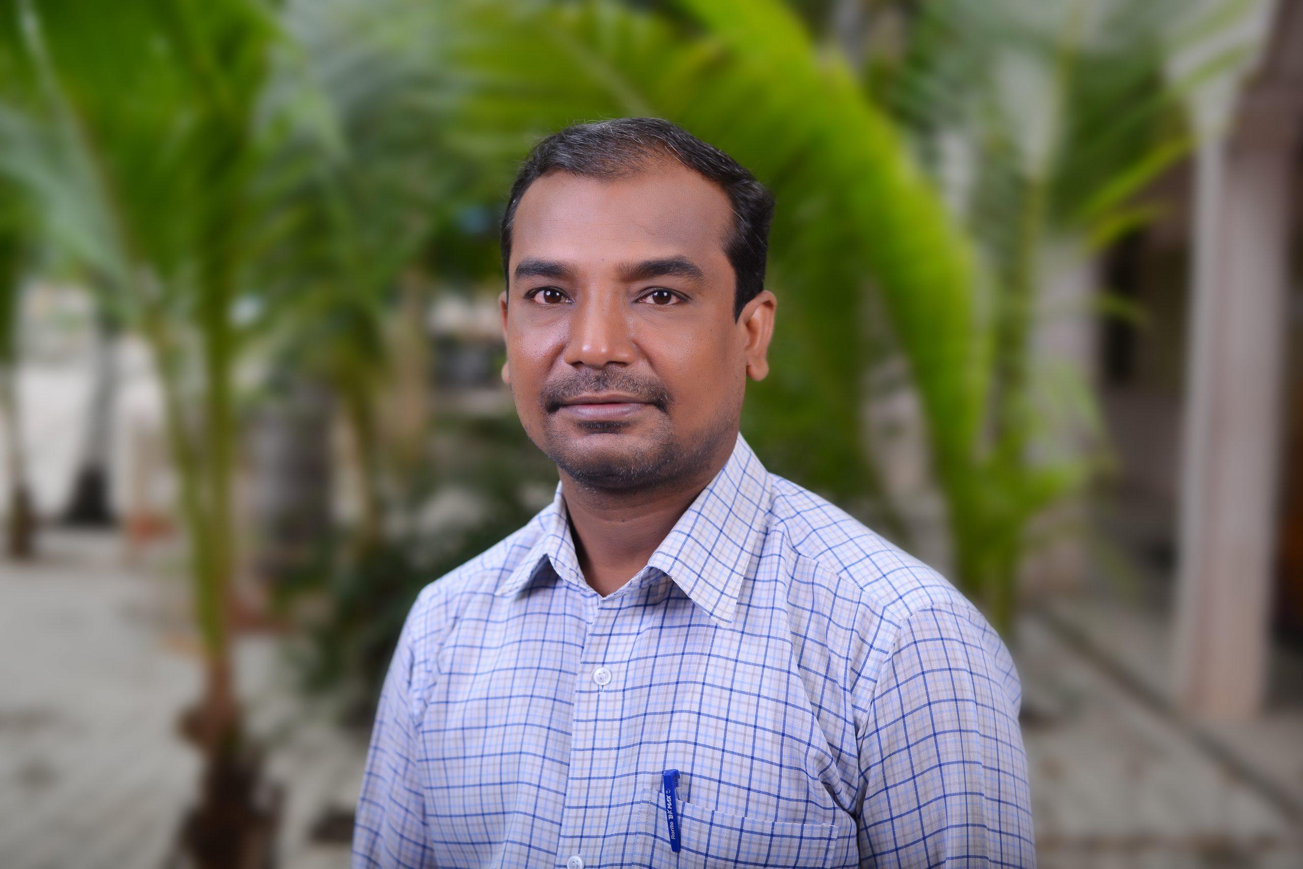 Mr.G.Jeyakumar
