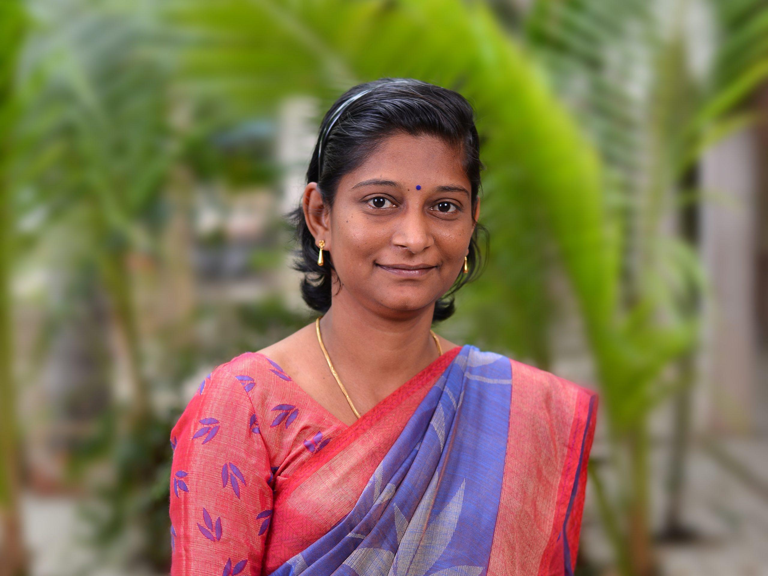 Mrs.E.Sheela Theresa