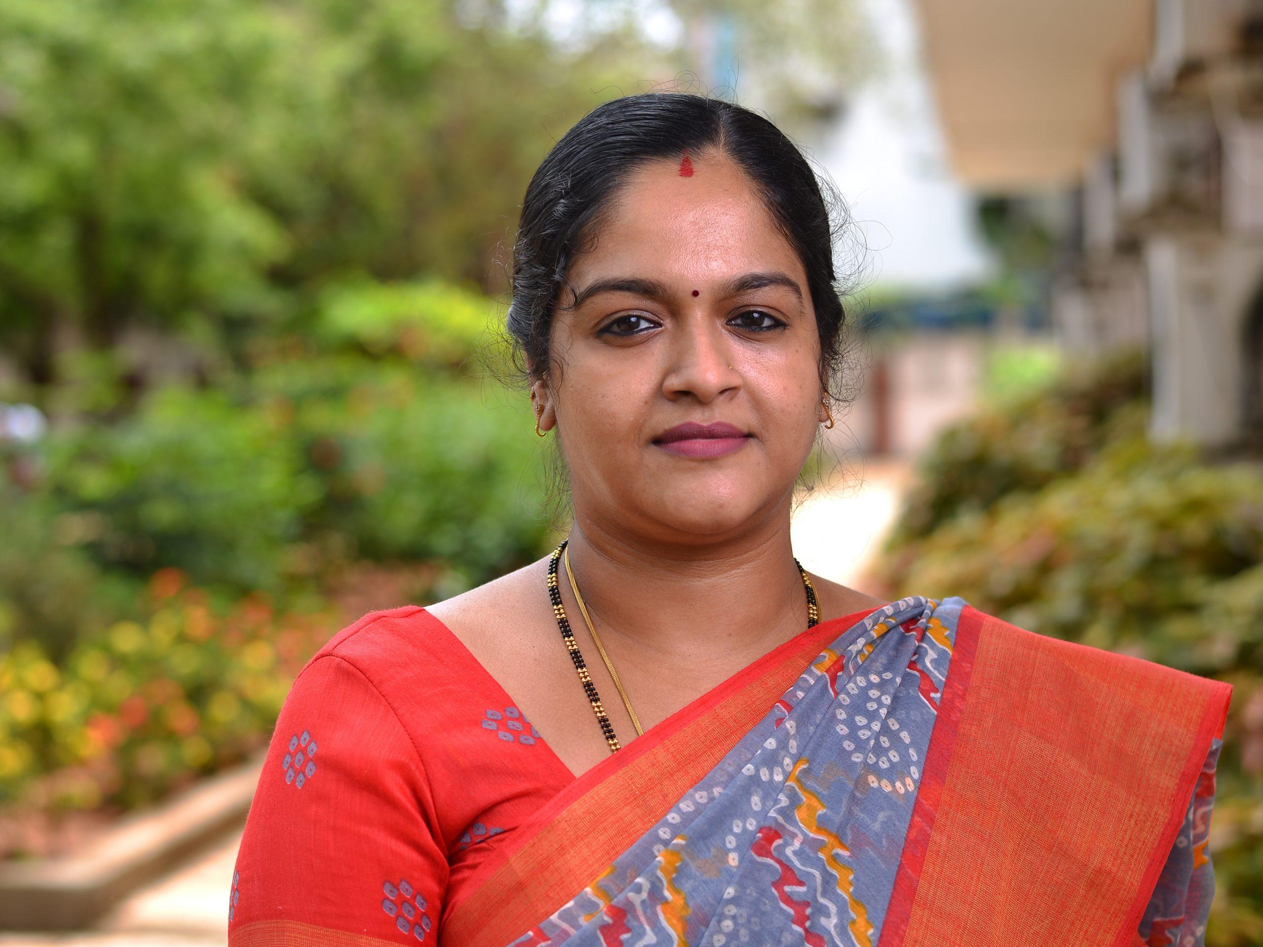 Mrs.G.Sharmila
