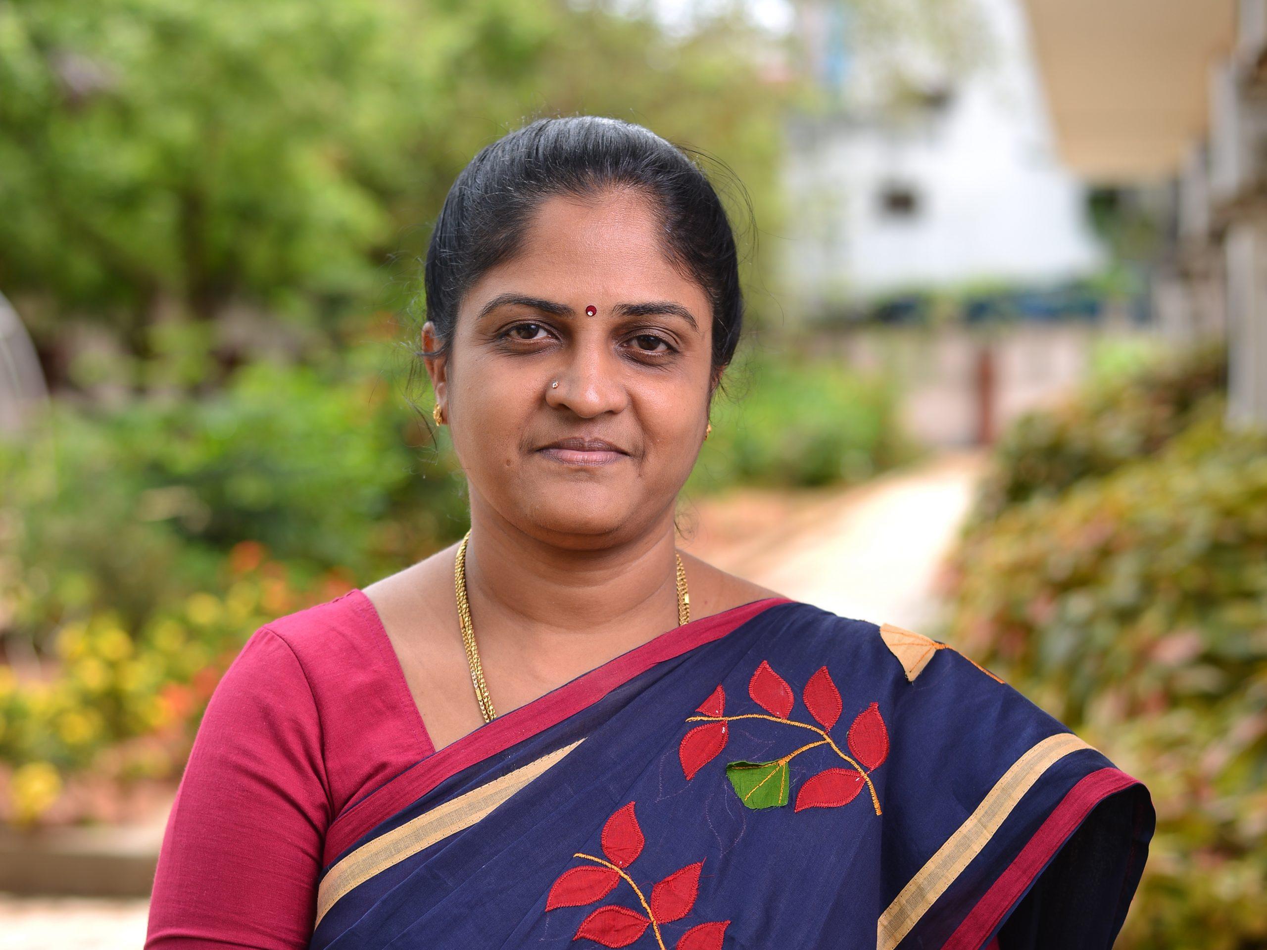 Mrs.K.Saradhadevi
