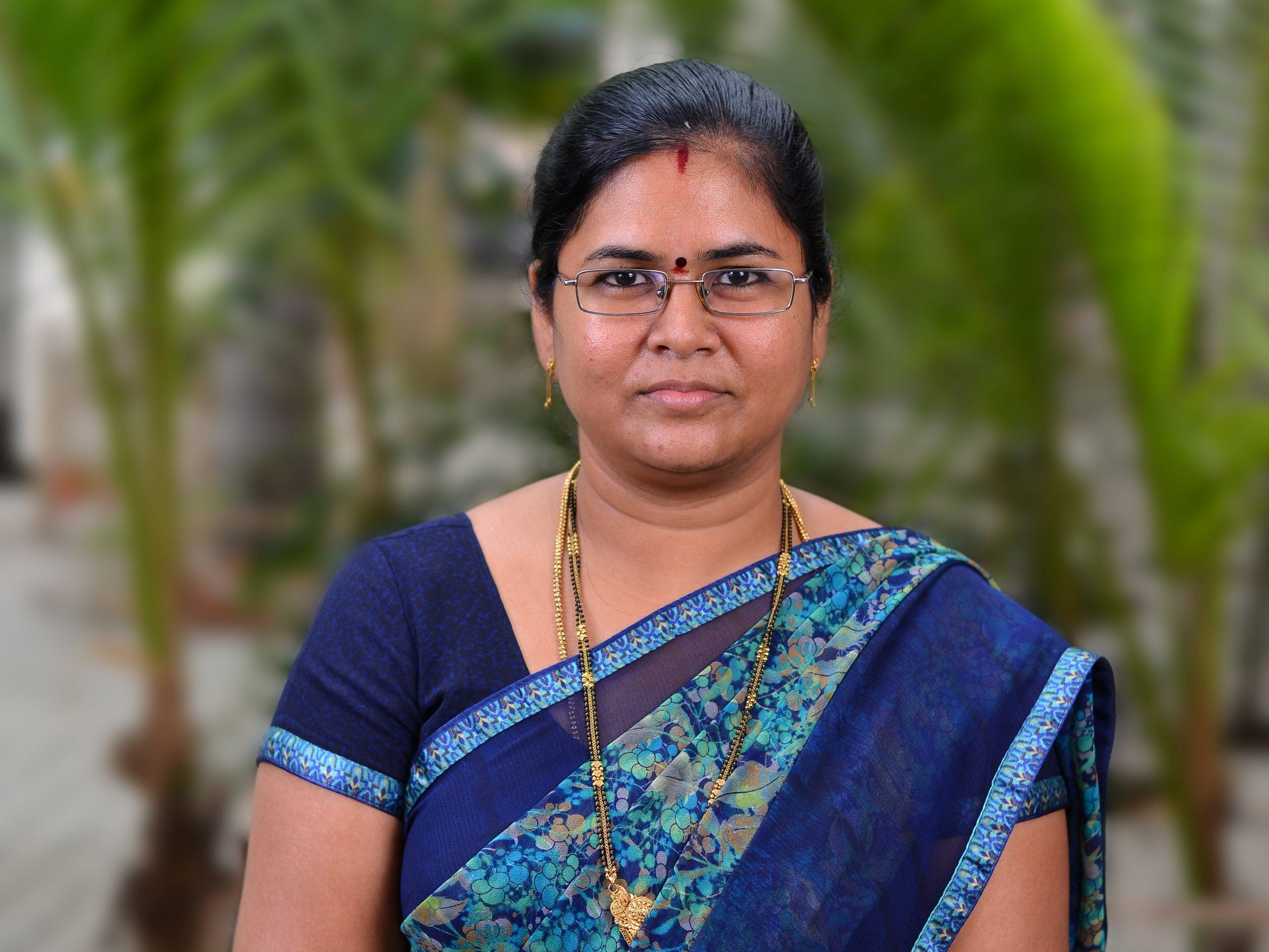 Mrs.R.Sharmila