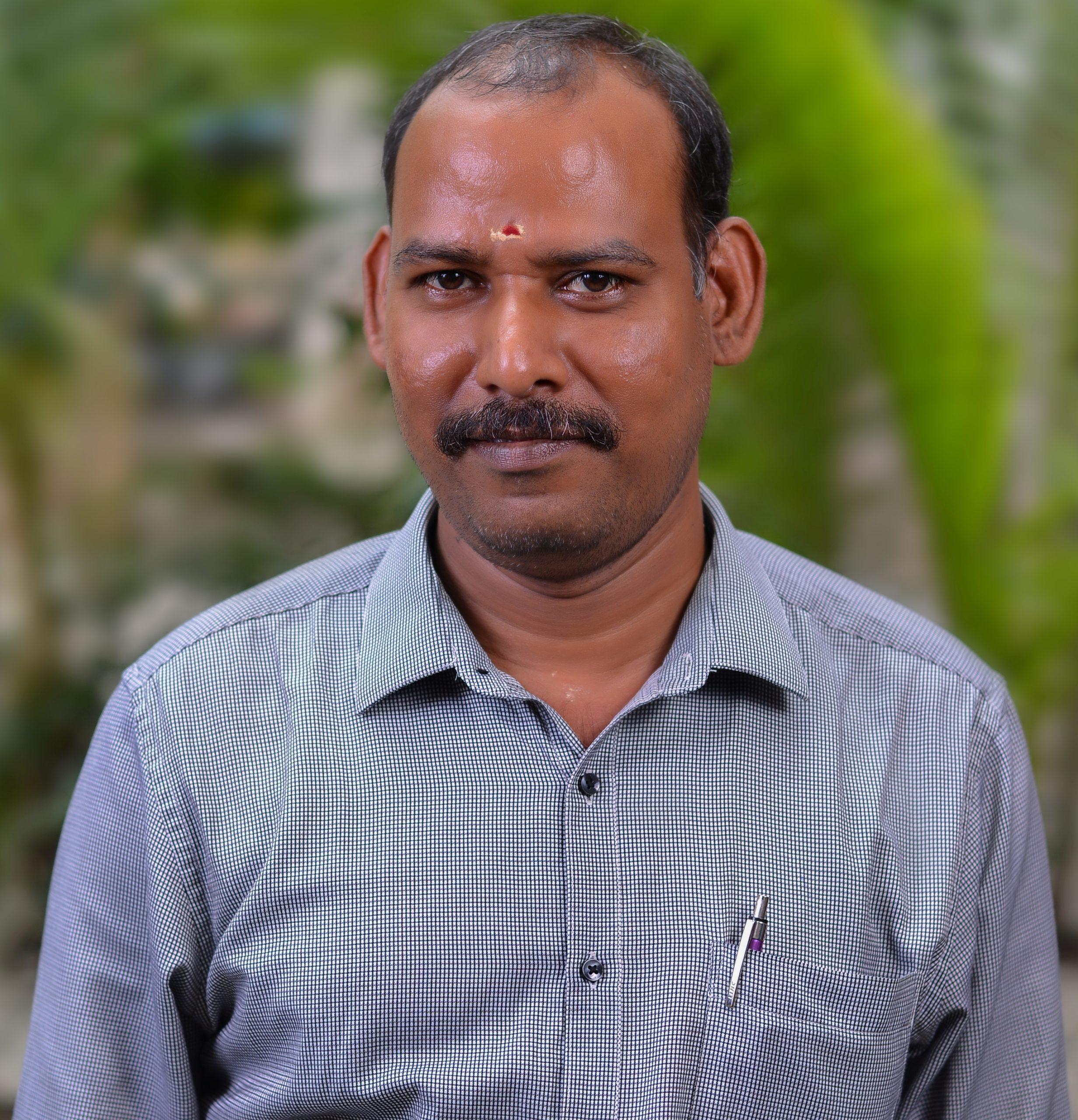 Mr.A.P.Praveen Kumar